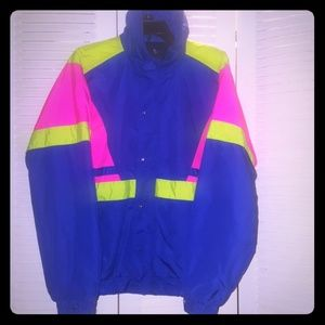 VINTAGE CB Sports Thinsulate 3M Coat | Mens Sz L